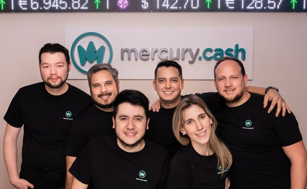 Team Mercury Cash
